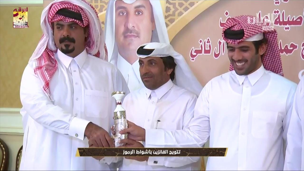 لقاء مع ناصر بن عبدالله المسند الفائز بثلاثة رموز في سن الجذاع مساء ٦-٣-٢٠١٩