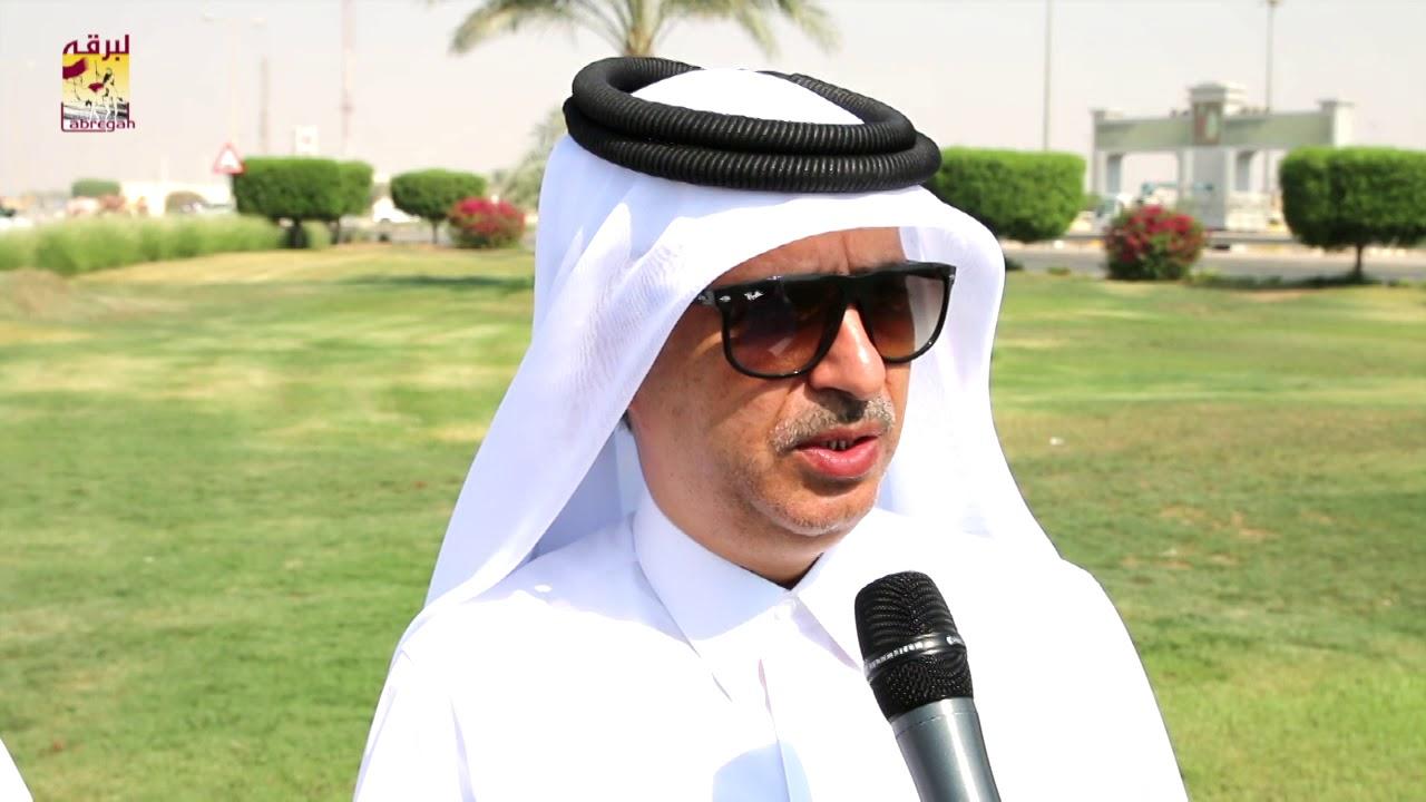 لقاء مع حمد بن عبدالهادي البريدي الشوط الرئيسي للقايا قعدان مفتوح صباح ١١-١٠-٢٠١٩