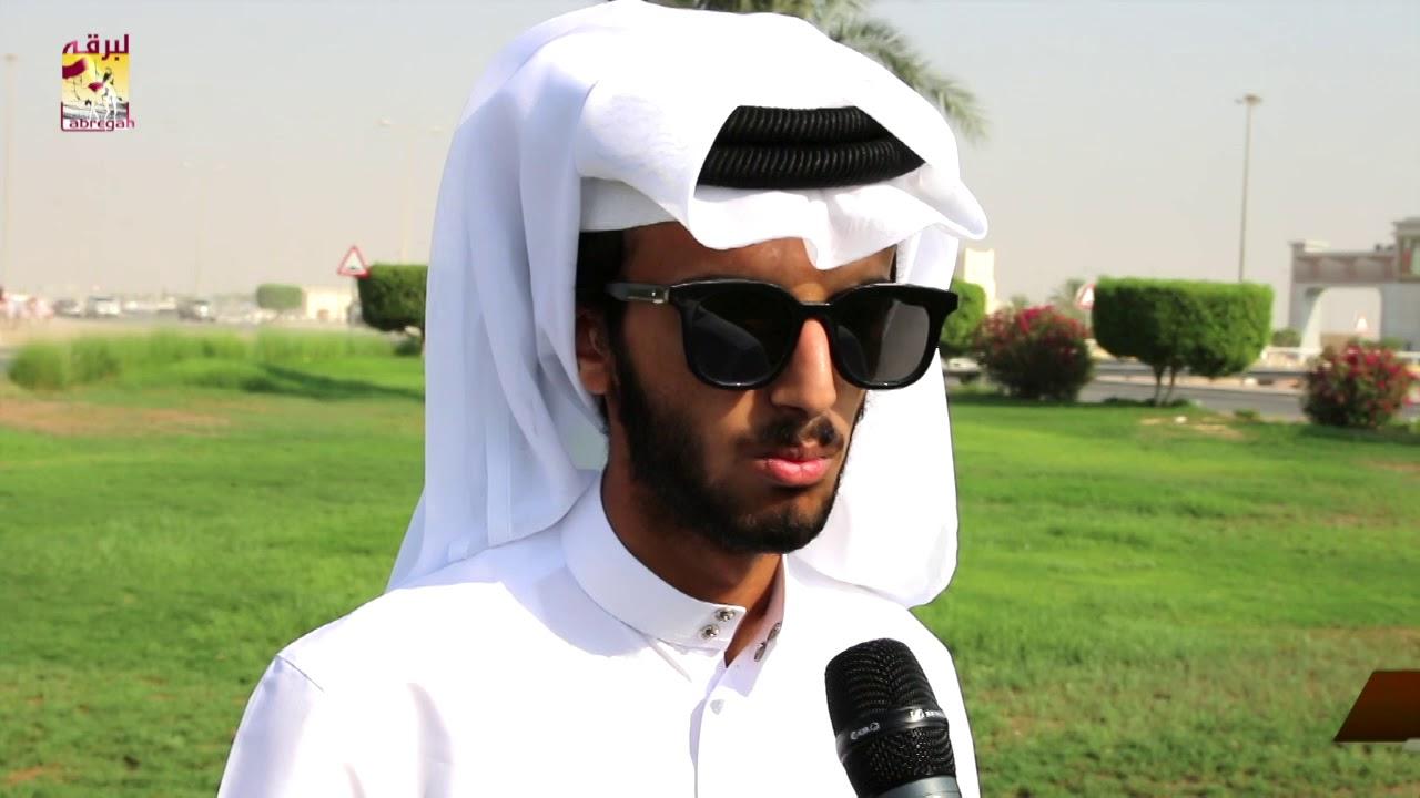 لقاء مع محمد بن طالب بن هليل الشوط الرئيسي للثنايا بكار إنتاج صباح ٢٧-٩-٢٠١٩
