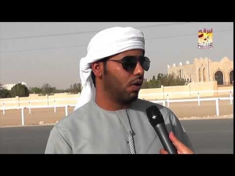 لقاء مع الفائزين بالأشواط الرئيسية في سباق المفاريد الصيفي (اليوم الثاني للمتأهلات) ميدان الشحانية صباح ٢-٦-٢٠١٥
