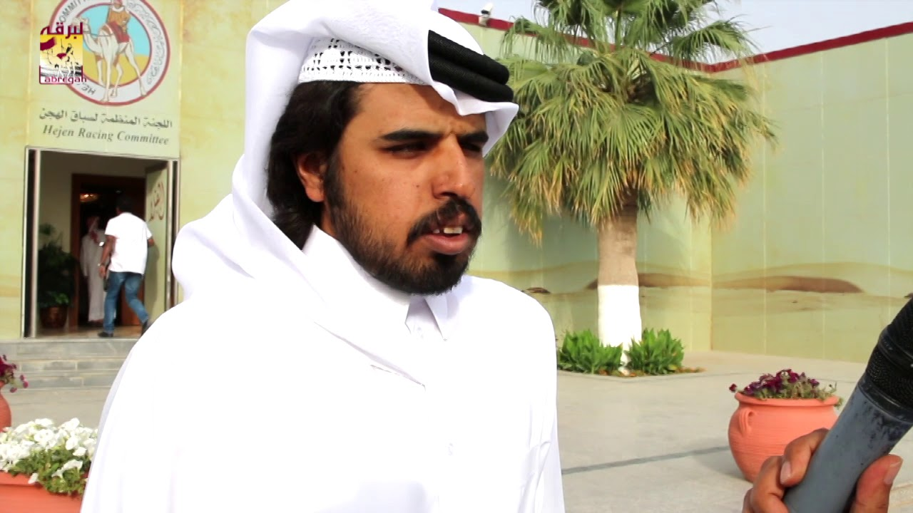 لقاء مع سالم بن سعيد العرج الشلفة الفضية للقايا بكار عمانيات بمهرجان سمو الأمير الوالد ٢٠١٩