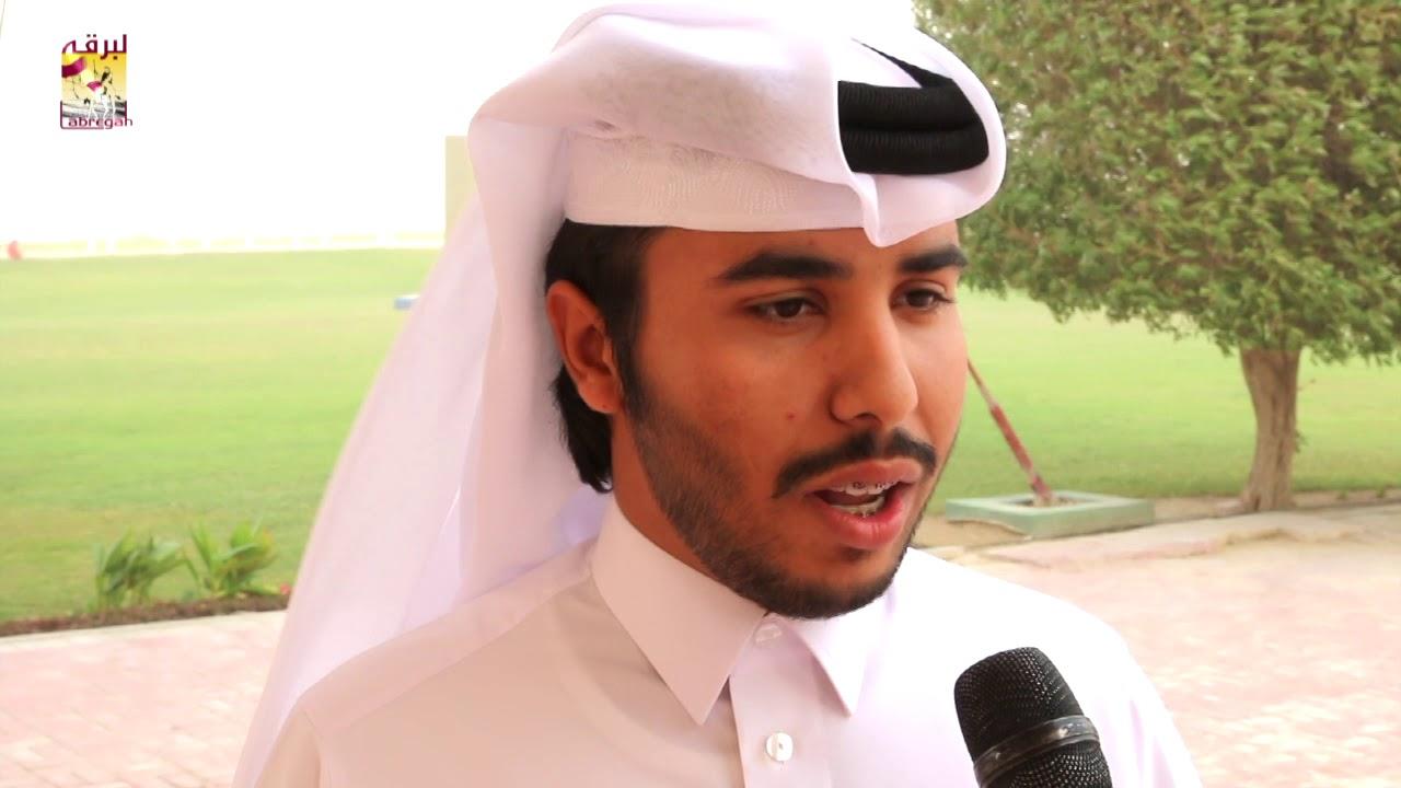 لقاء مع سعود بن صالح الزمات الشوط الرئيسي للثنايا بكار إنتاج صباح ١٧-١-٢٠١٩