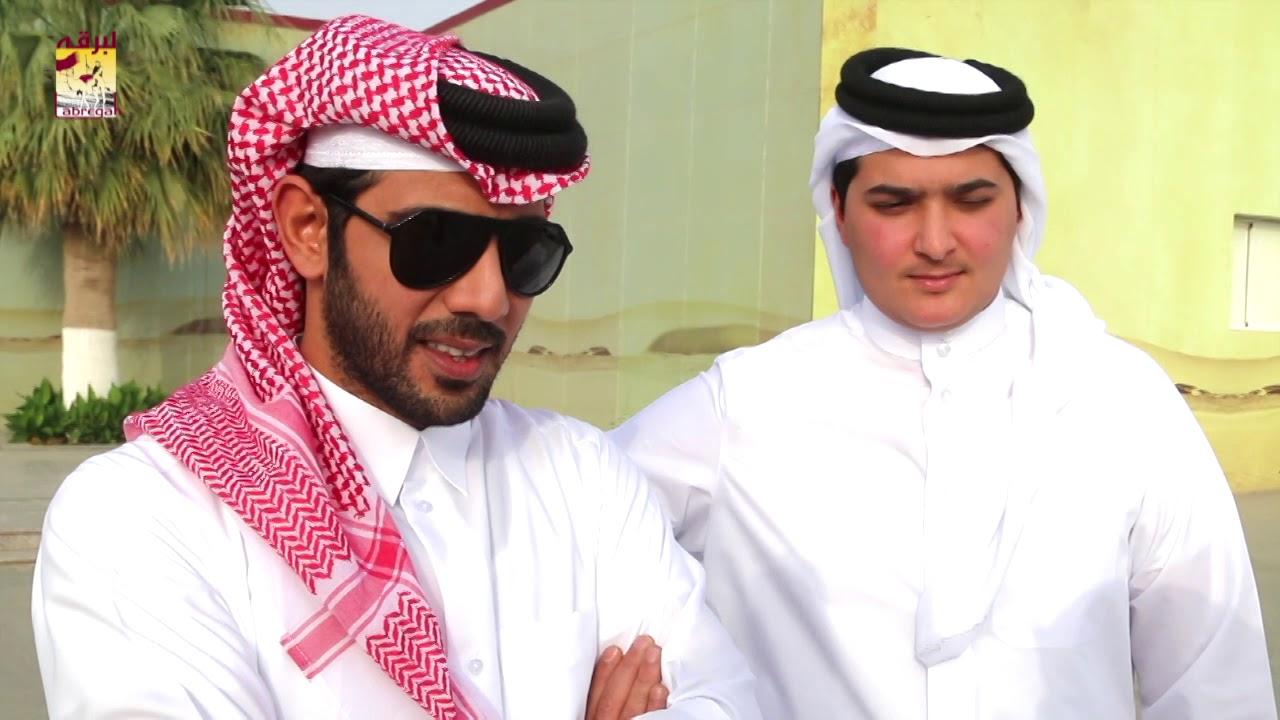 لقاء مع ناصر عبدالله أحمد المسند الخنجر الفضي للجذاع قعدان عمانيات مهرجان سمو الأمير المفدى مساء ٣-٤-٢٠١٩