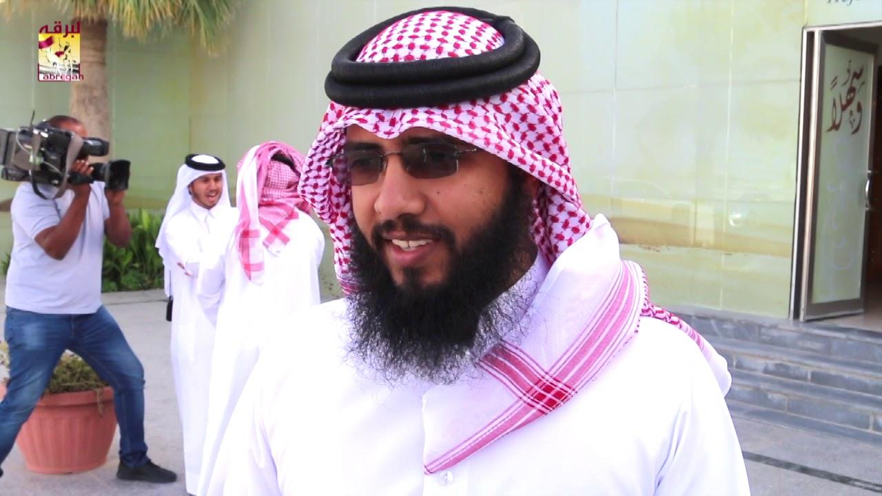 لقاء مع سالم بن حمد بن شعيل الخنجر الفضي للحقايق قعدان بمهرجان تحدي قطر ٢٥-٤-٢٠١٩