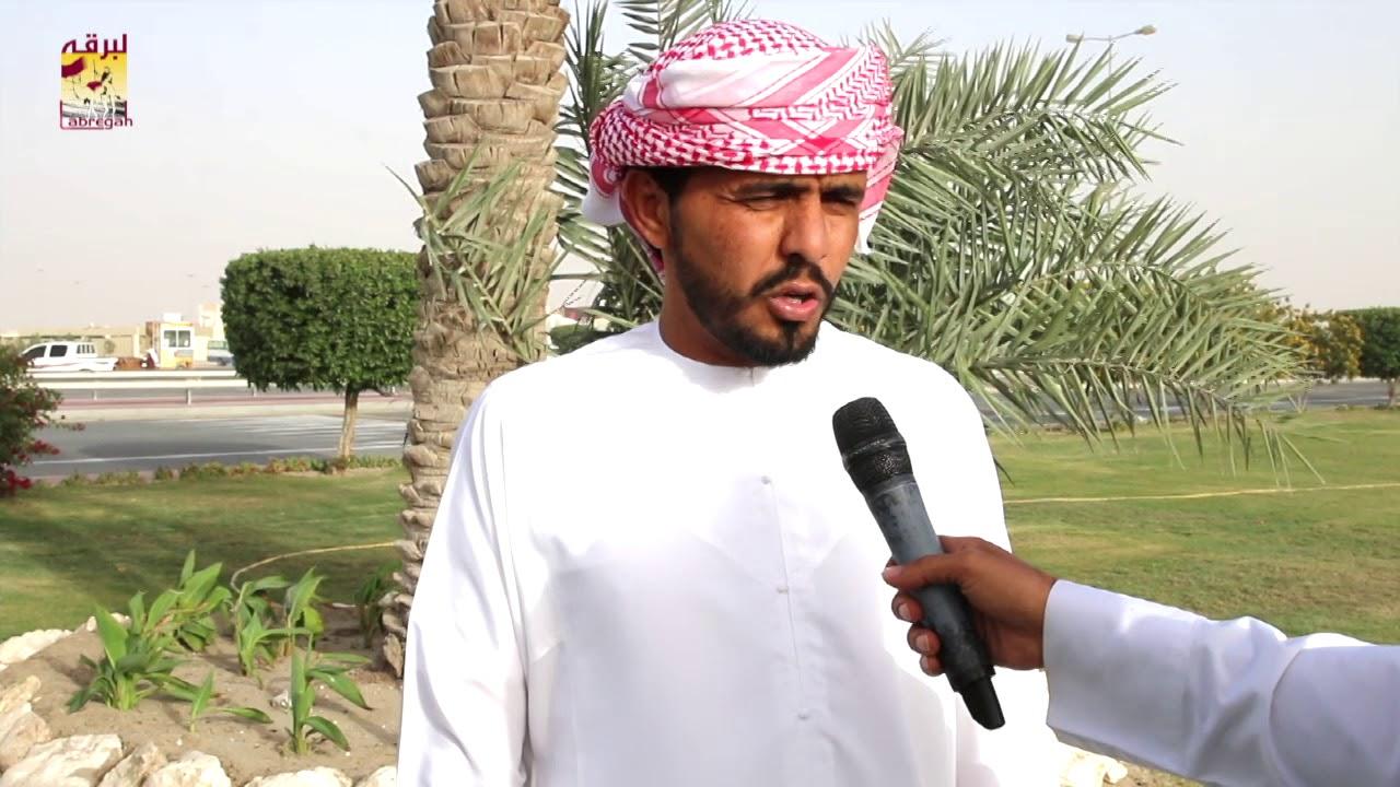 لقاء مع علي بن سعيد الزرعي الشوط الرئيسي للثنايا بكار المفتوح صباح ١٨-١-٢٠١٩