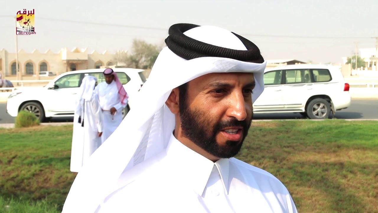 لقاء مع محمد بن برقان بن مقارح الشوط الرئيسي للحقايق بكار إنتاج بالأشواط المفتوحة المحلي الثاني ٢٢-٩-٢٠١٨