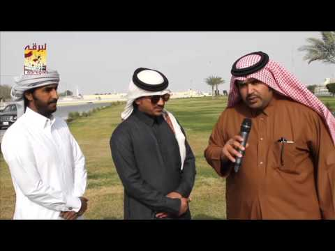"""لقاء مع سالم سعود الفهيدة المري مالك """"ماريا"""" الفائزة بالشوط الرئيسي للحقايق بكار بالمحلي التاسع  ١١-٢-٢٠١٦"""