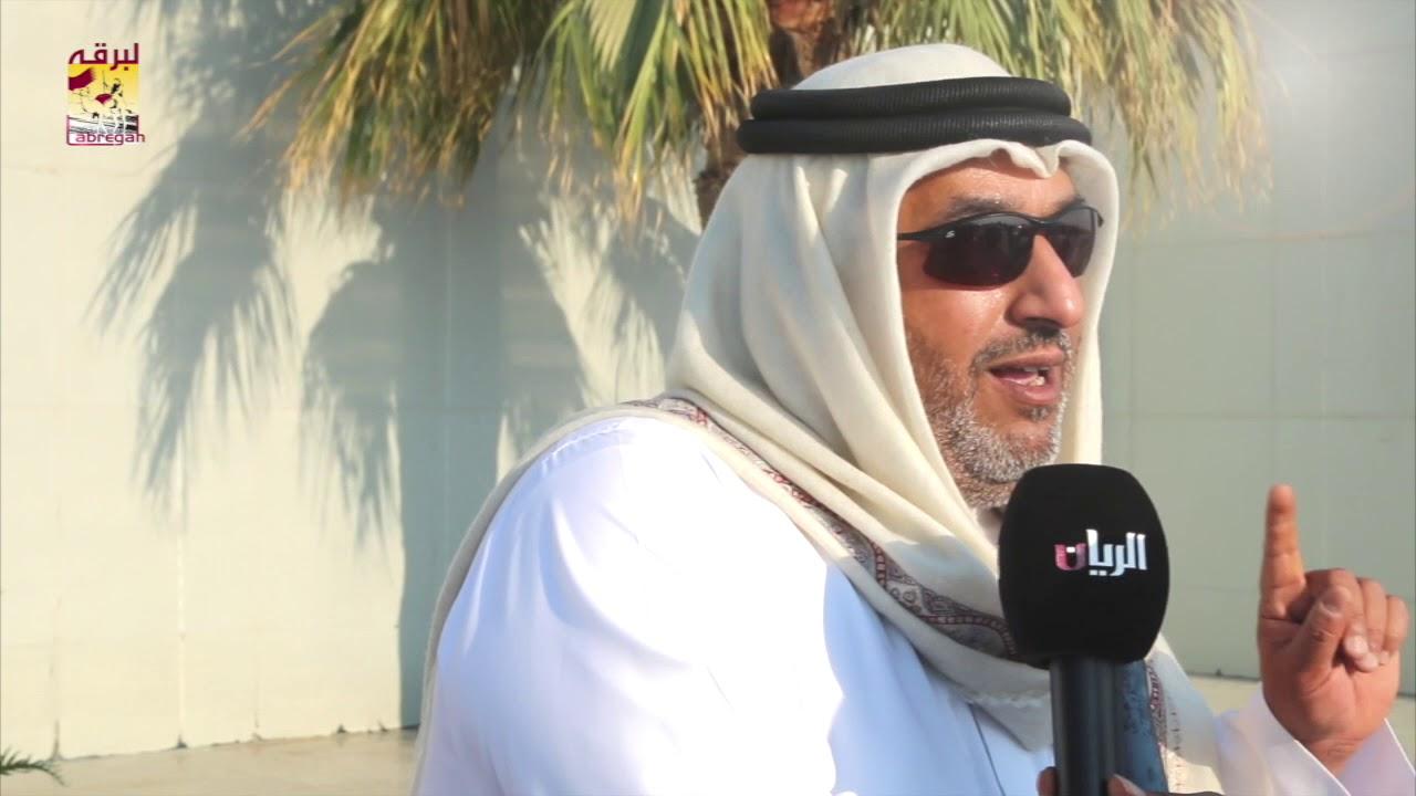 لقاء مع سعادة الشيخ عبدالعزيز بن حمد بن خالد آل ثاني الفائز بثلاثة رموز في سن الحقايق بمهرجان المؤسس مساء ٢٢-١٢-٢٠١٧