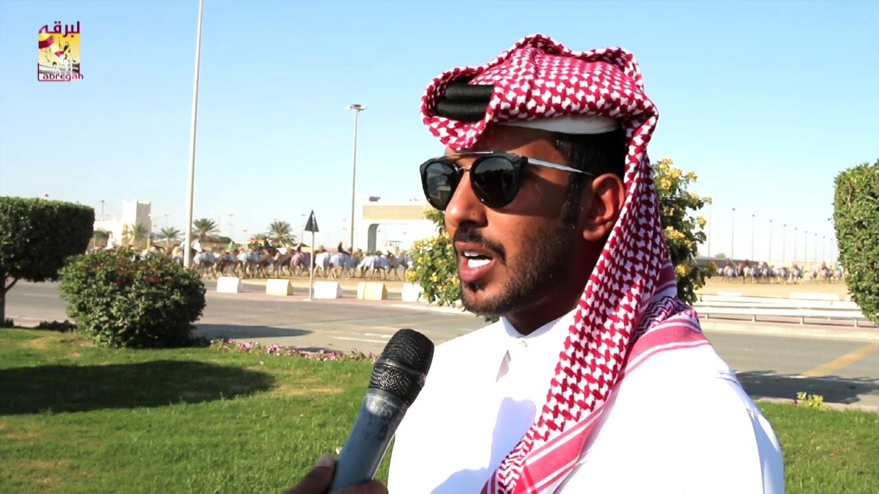 لقاء مع محسن بن مبارك الشهواني الشوط الرئيسي للزمول المفتوح صباح ٧-٢-٢٠١٩