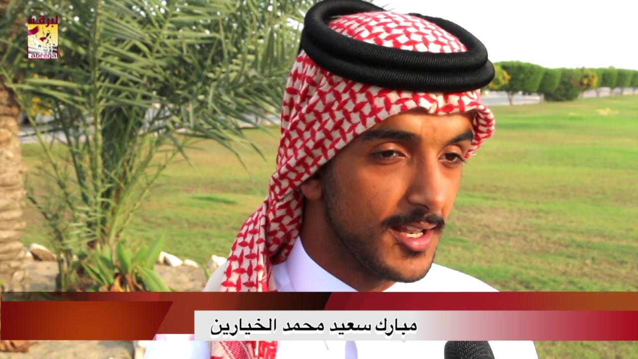 لقاء مع مبارك سعيد محمد الخيارين الشوط الرئيسي للثنايا بكار إنتاج صباح ٢٩-١١-٢٠١٨