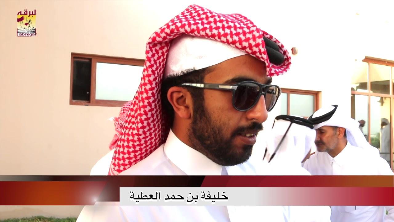 لقاء مع خليفة بن حمد العطية الفائز بالسيف الفضي للحيل مهرجان تحدي قطر ١٠ ٥ ٢٠١٨