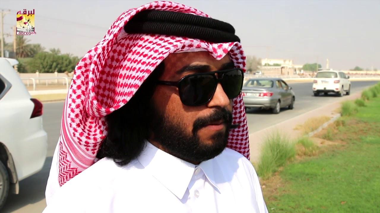لقاء مع مبخوت بن محسن الجبران الشوط الرئيسي للجذاع بكار المفتوح صباح ٢٥-٩-٢٠١٩