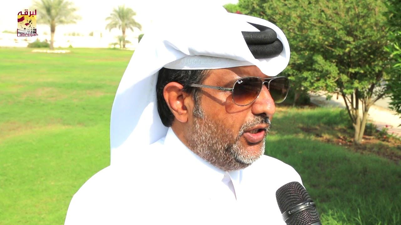 لقاء مع المضمر- سالم بن محمد بن قحيز الشوط الرئيسي للزمول إنتاج المحلي الثاني ٣٠-٩-٢٠١٨