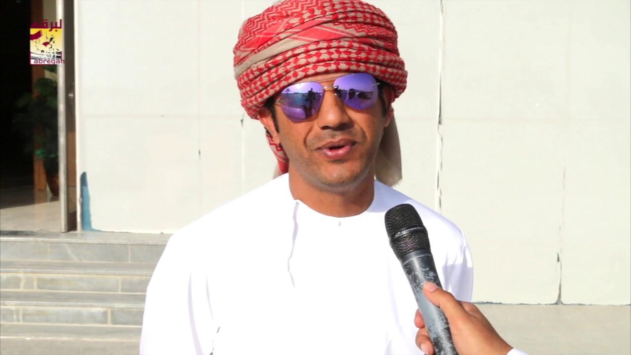 لقاءات مع الفائزين برموز الحقايق للأشواط المفتوحة بمهرجان سمو الأمير الوالد  ٩-٣-٢٠١٨
