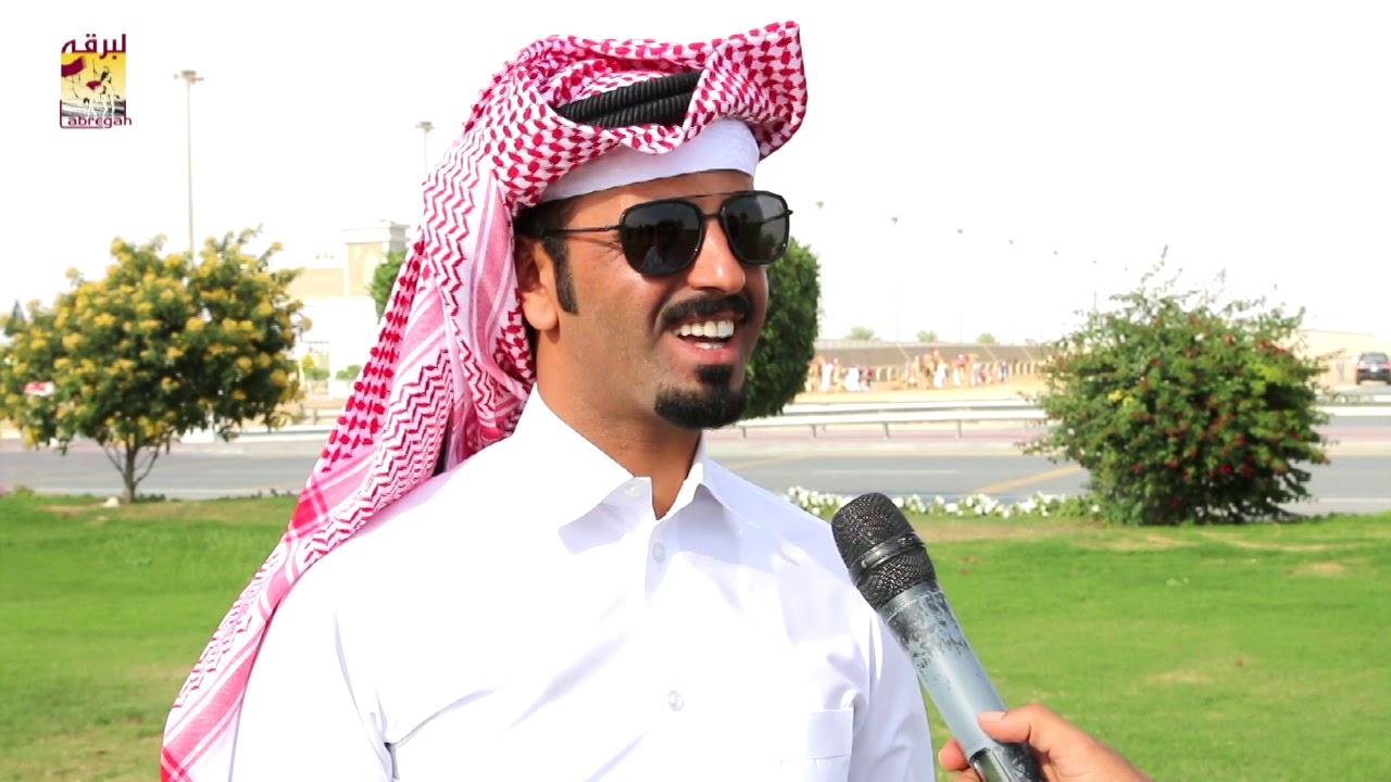 لقاء مع عتيق بن محمد بن قريع الشوط الرئيسي للثنايا قعدان مفتوح صباح ٦-٢-٢٠١٩
