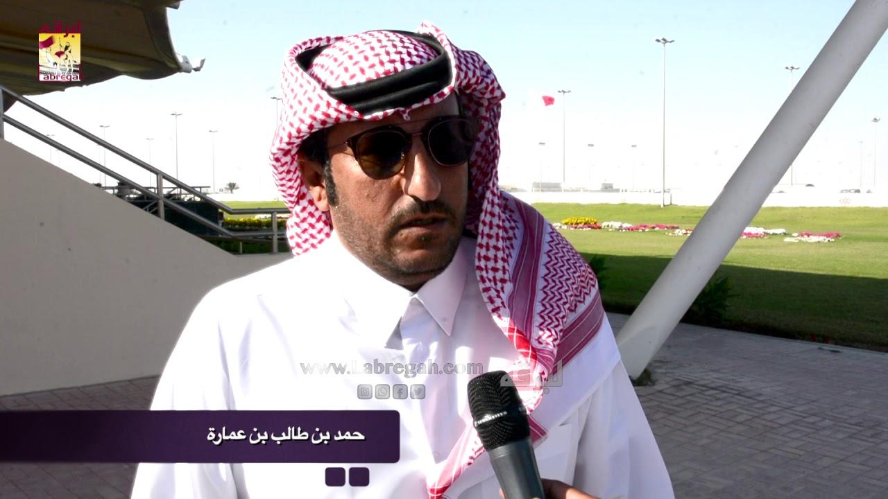 لقاء مع حمد بن طالب بن عمارة..الشوط الرئيسي للحقايق بكار إنتاج صباح ٢٧-٢-٢٠٢٠