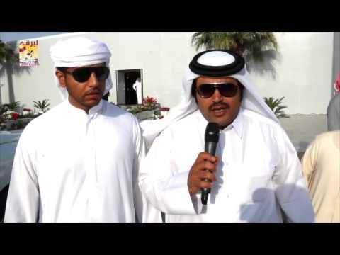 لقاء مع علي راشد غدير ،،، الفائز بالشلفة الفضية للقايا البكار (انتاج شخصي) مساء ١٩-١٢-٢٠١٥