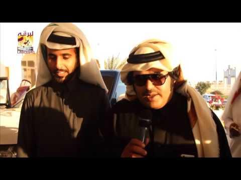 """لقاء مع خليفة حمد العطية مالك """"الجريان"""" الفائزة بالشلفة الفضية للحيل عمانيات مهرجان سمو الأمير الوالد  ١-٢-٢٠١٦"""
