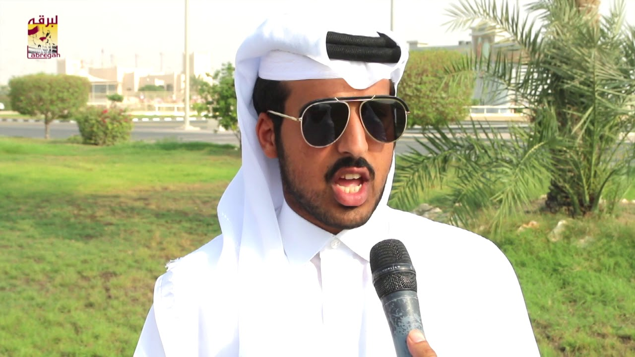 لقاء مع حمد بن علي بن سنيد الشوط الرئيسي للحيل إنتاج المحلي الثالث صباح ١٨-١٠-٢٠١٨