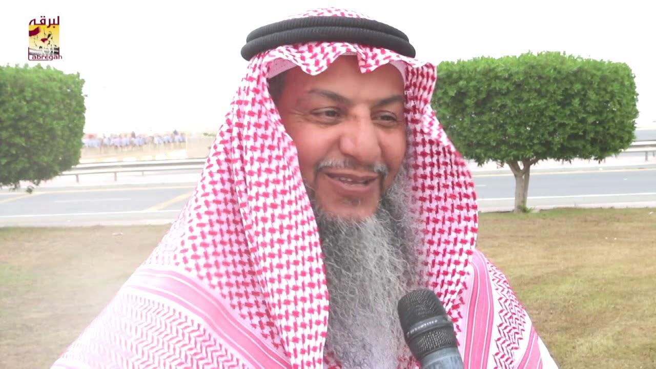 لقاء مع جبر بن فيصل الرمزاني الشوط الرئيسي للقايا قعدان إنتاج صباح ٩-١١-٢٠١٨