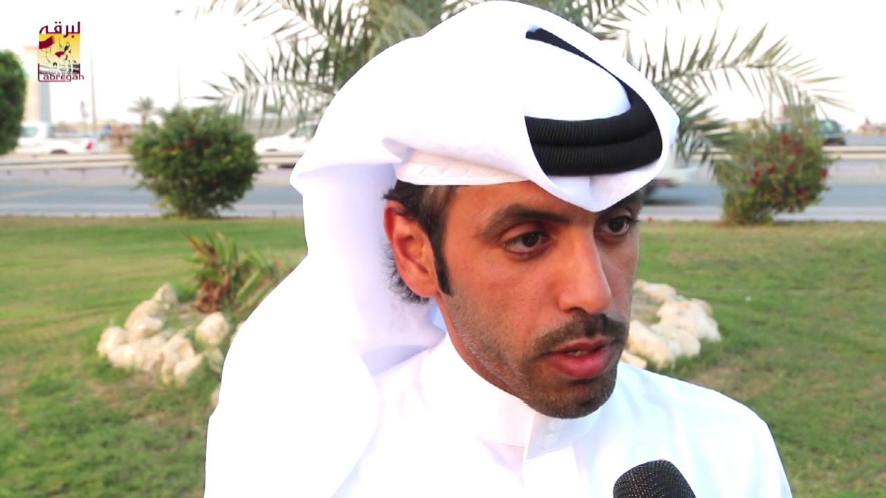 لقاء مع محمد مبارك مسفر الشهواني الشوط الرئيسي للجذاع بكار إنتاج صباح ٢٤-١١-٢٠١٨