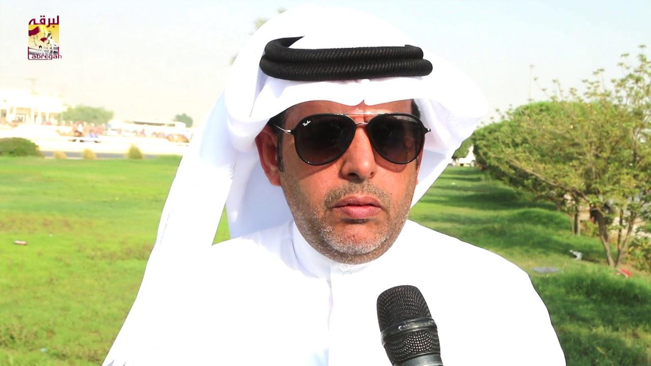 لقاء مع راشد بن علي الفهيدة الفائز بالشوط الرئيسي للقايا قعدان إنتاج المحلي الأول ١٠-٩-٢٠١٨
