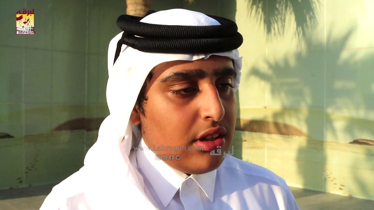 لقاء مع عبدالعزيز بن محمد العطية..الخنجر الفضي للجذاع قعدان إنتاج مساء ٤-١٢-٢٠١٩