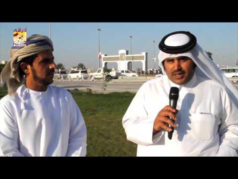 لقاء مع حمد محمد سالم الوهيبي الفائز بالخنجر الفضي للزمول مفتوح بمهرجان المؤسس ٢٩-١٢-٢٠١٥