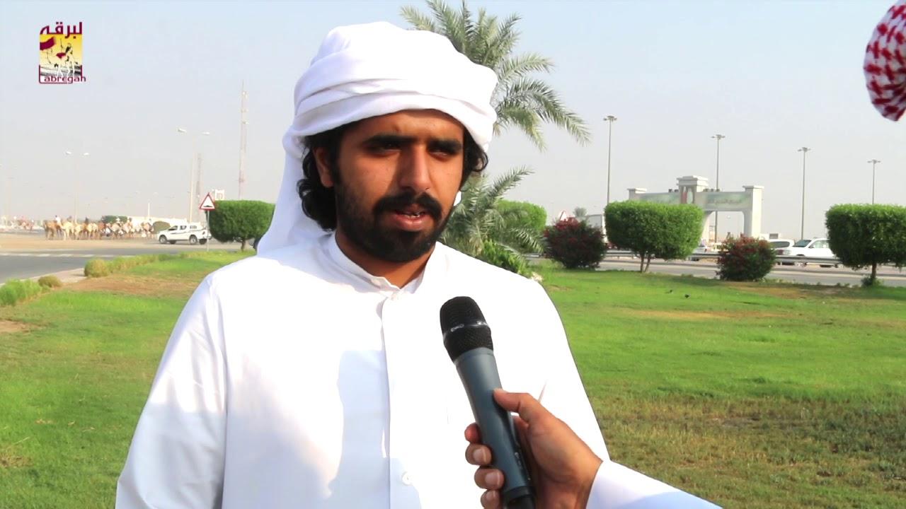 لقاء مع محمد بن حمد بن جهويل الشوط الرئيسي للثنايا قعدان عمانيات صباح ١٨-١٠-٢٠١٩