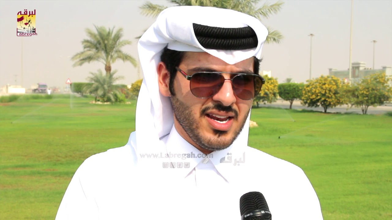 لقاء مع سلطان حمد تريحيب بن نايفة.. الشوط الرئيسي للجذاع قعدان مفتوح صباح ٩-١١-٢٠١٩