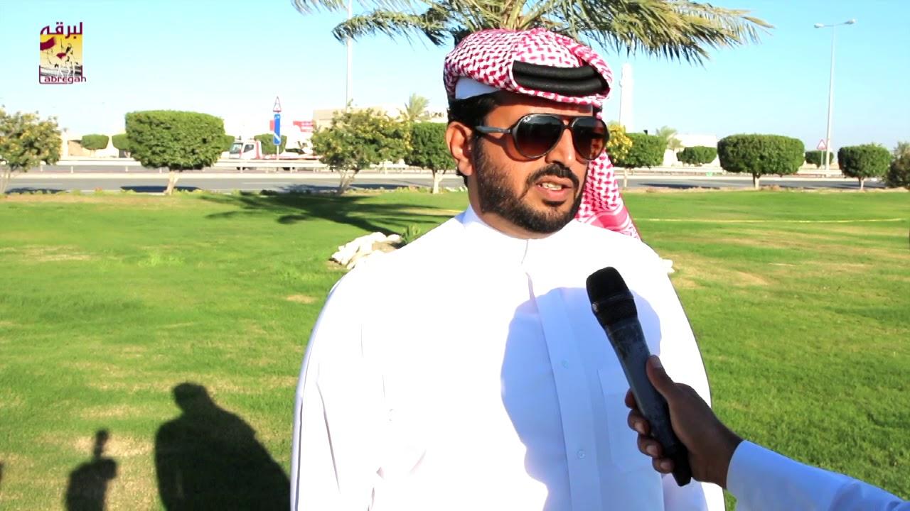 لقاء مع محمد سعيد البوسعيد الخيارين الشوط الرئيسي للقايا بكار مفتوح صباح ٤-٢-٢٠١٩
