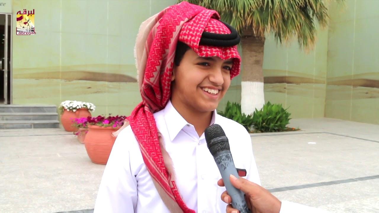لقاء مع راشد بن سعيد الزعبي متحدثاً عن فوز . زيد بن محمد بن انديلة بسيارة السباق التراثي صباح ٥-٤-٢٠١٩