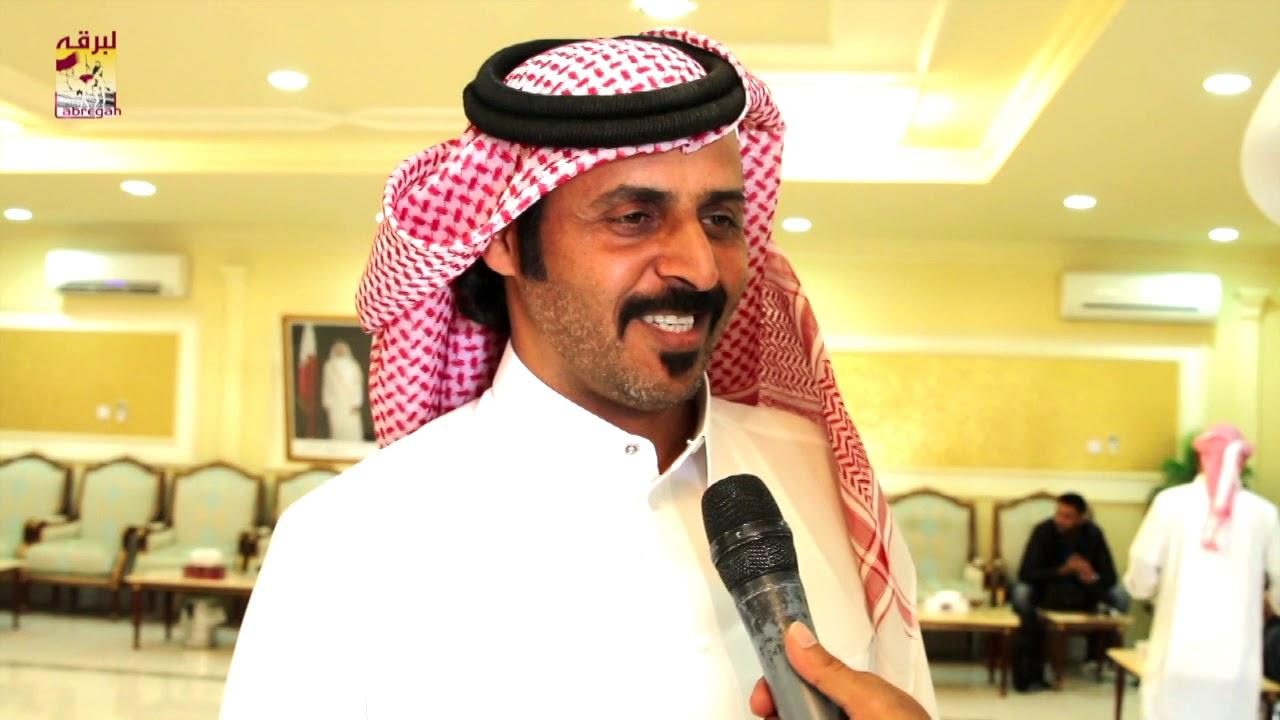 لقاء مع راشد بن ناصر بن شابل الشلفة الفضية للثنايا بكار إنتاج صباح ٩-٣-٢٠١٩
