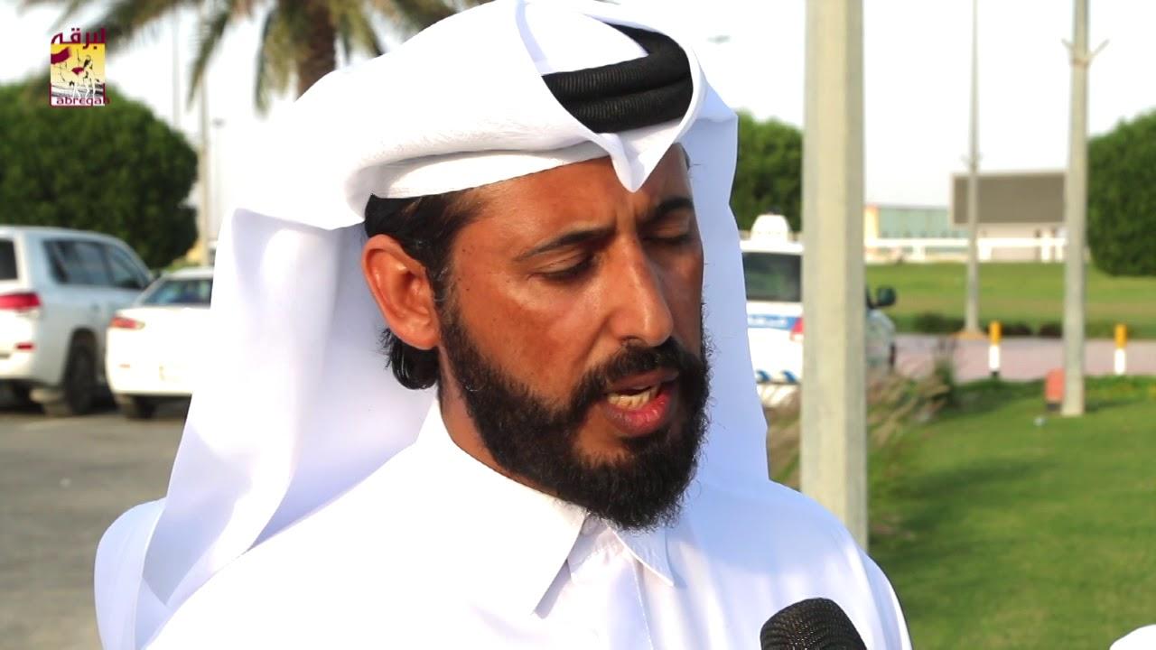 لقاء مع عبدالله بن محمد السومالي الشوط الرئيسي للزمول المفتوح صباح ١-١٢-٢٠١٨
