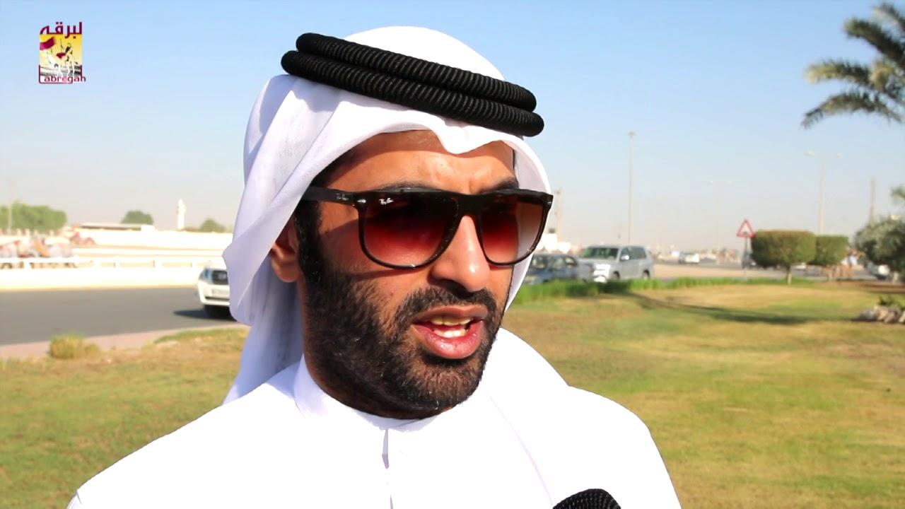 لقاء مع حمد بن صالح أبو شريدة         الشوط الرئيسي للثنايا قعدان مفتوح صباح ١٣-٩-٢٠١٩