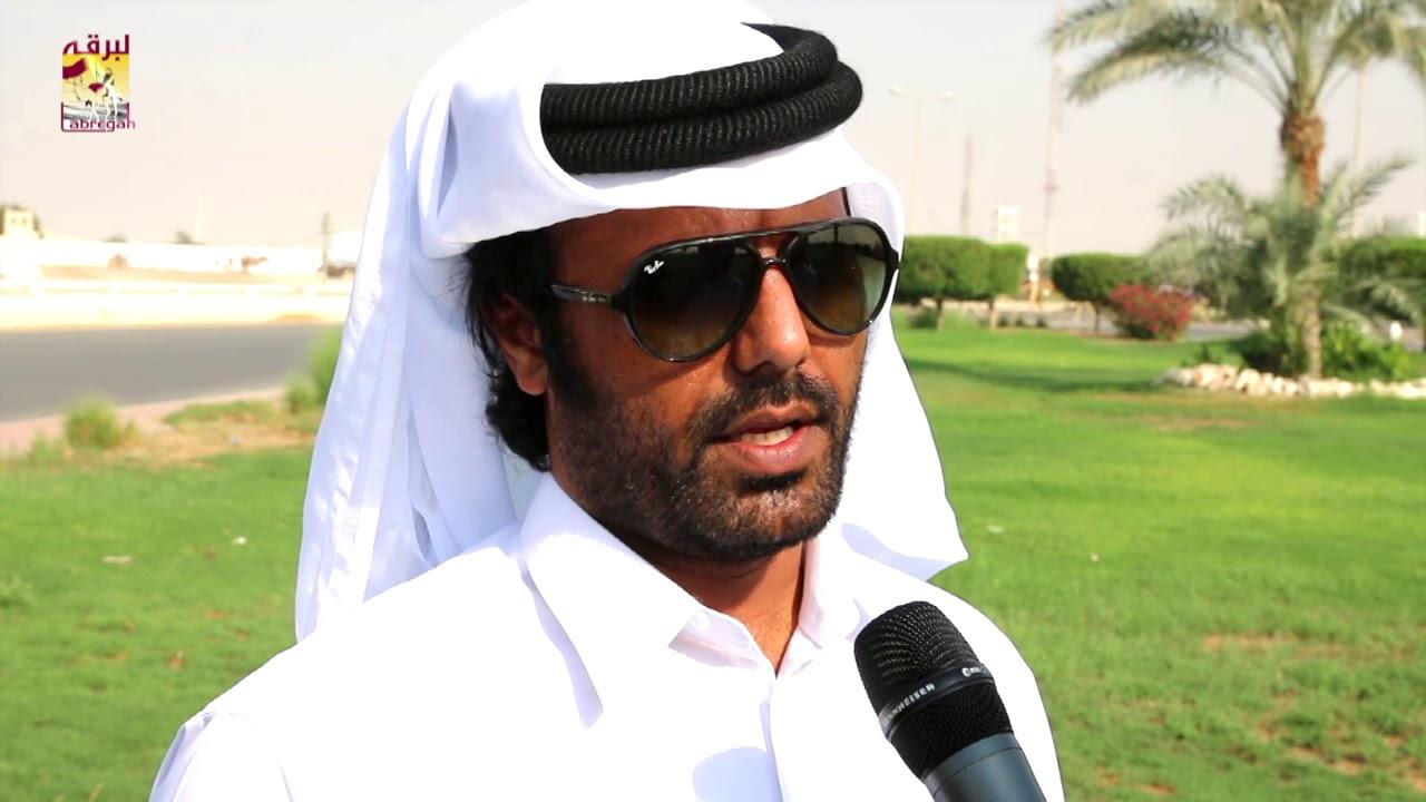لقاء مع محمد بن سالم بن مانعة الشوط الرئيسي للثنايا قعدان مفتوح صباح ٢٧-٩-٢٠١٩