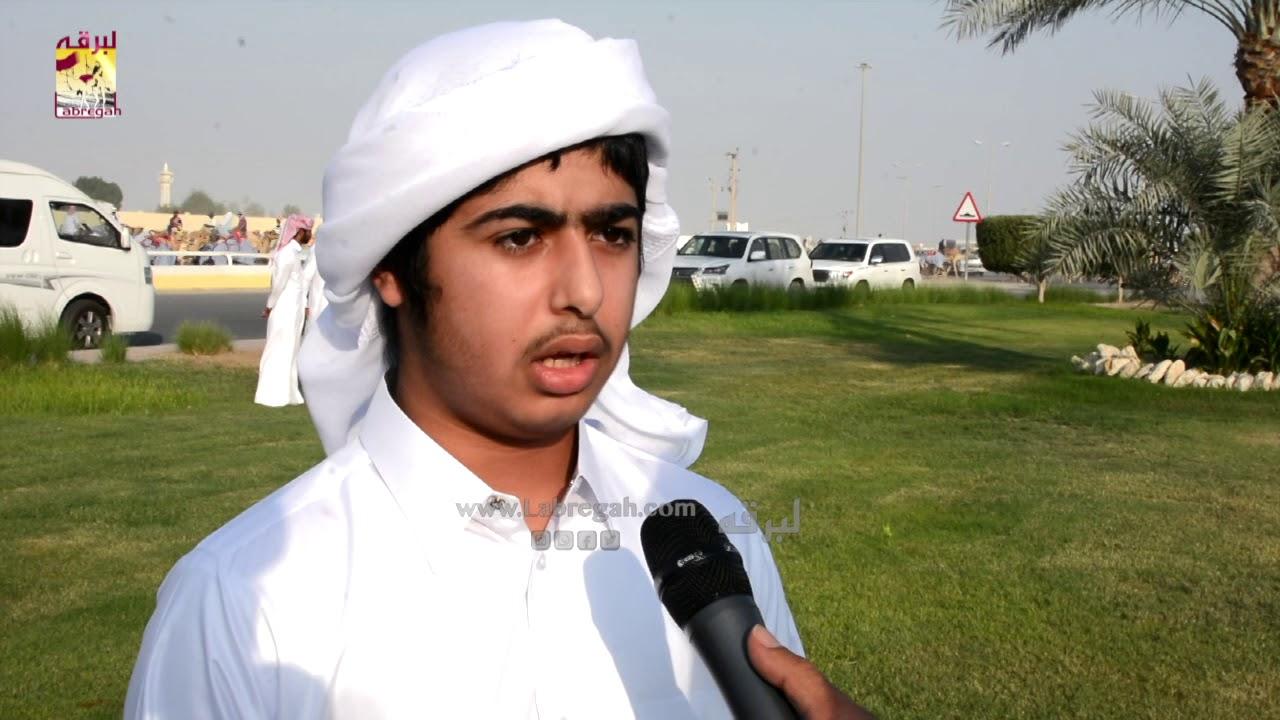 لقاء مع راشد بن هزاع العجلان الشوط الرئيسي للثنايا قعدان عمانيات صباح ١-١١-٢٠١٩