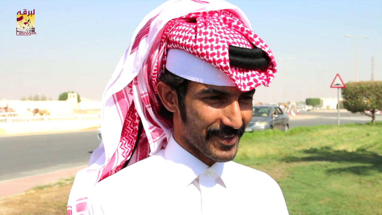لقاء مع عامر بن عبيد بن بعيران الشوط الرئيسي للقايا بكار إنتاج صباح ٩-٩-٢٠١٩