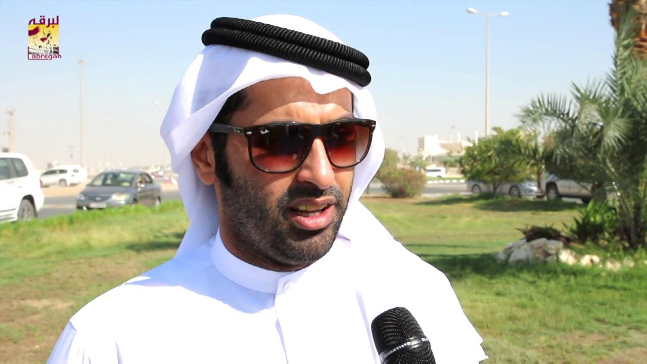 لقاء مع حمد بن صالح أبو شريدة الشوط الرئيسي للقايا بكار مفتوح صباح ٩-٩-٢٠١٩