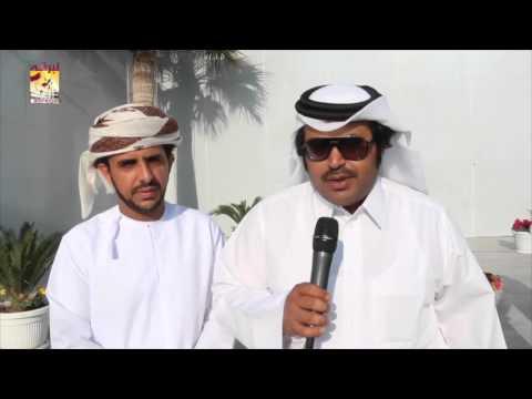 """لقاء مع حمد محمد سالم الوهيبي الفائز بالشلفة الفضية """"جذاع بكار مفتوح"""" مهرجان المؤسس ٢٣-١٢-٢٠١٤"""