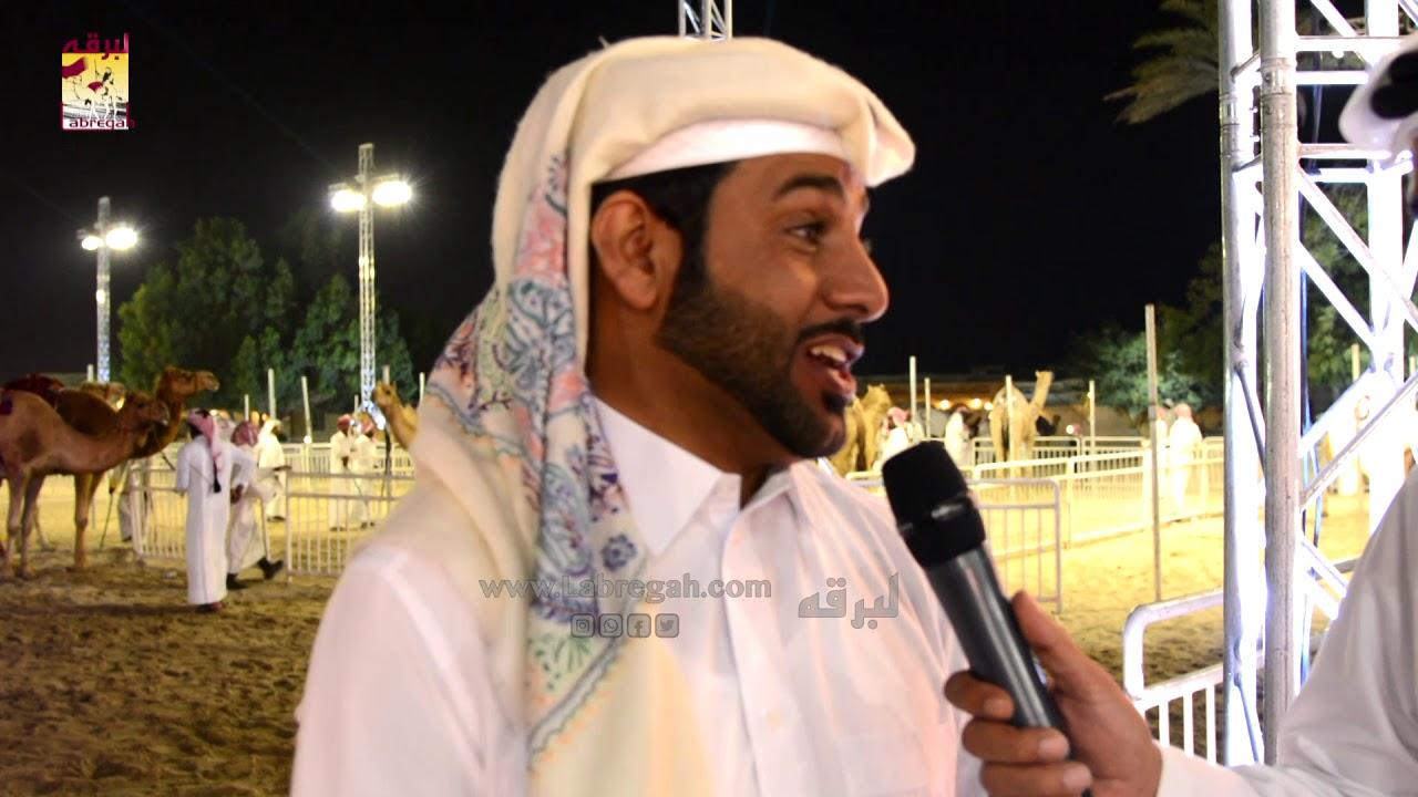لقاء مع راشد ناصر ادغام النعيمي.. الفائز بشوط الجذاع بكار شرايا مساء ٧-٣-٢٠٢٠