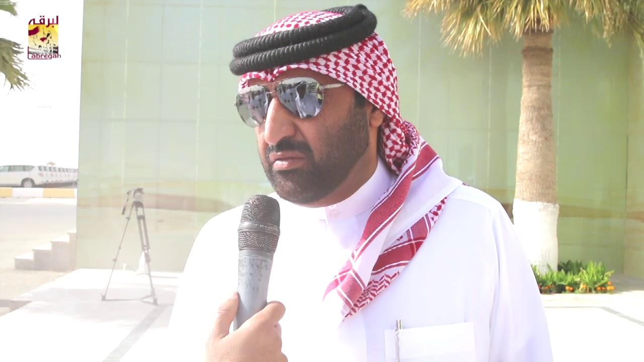 لقاء مع محمد بن خالد العطية الخنجر الفضي للثنايا قعدان عمانيات مساء ٩-٣-٢٠١٩