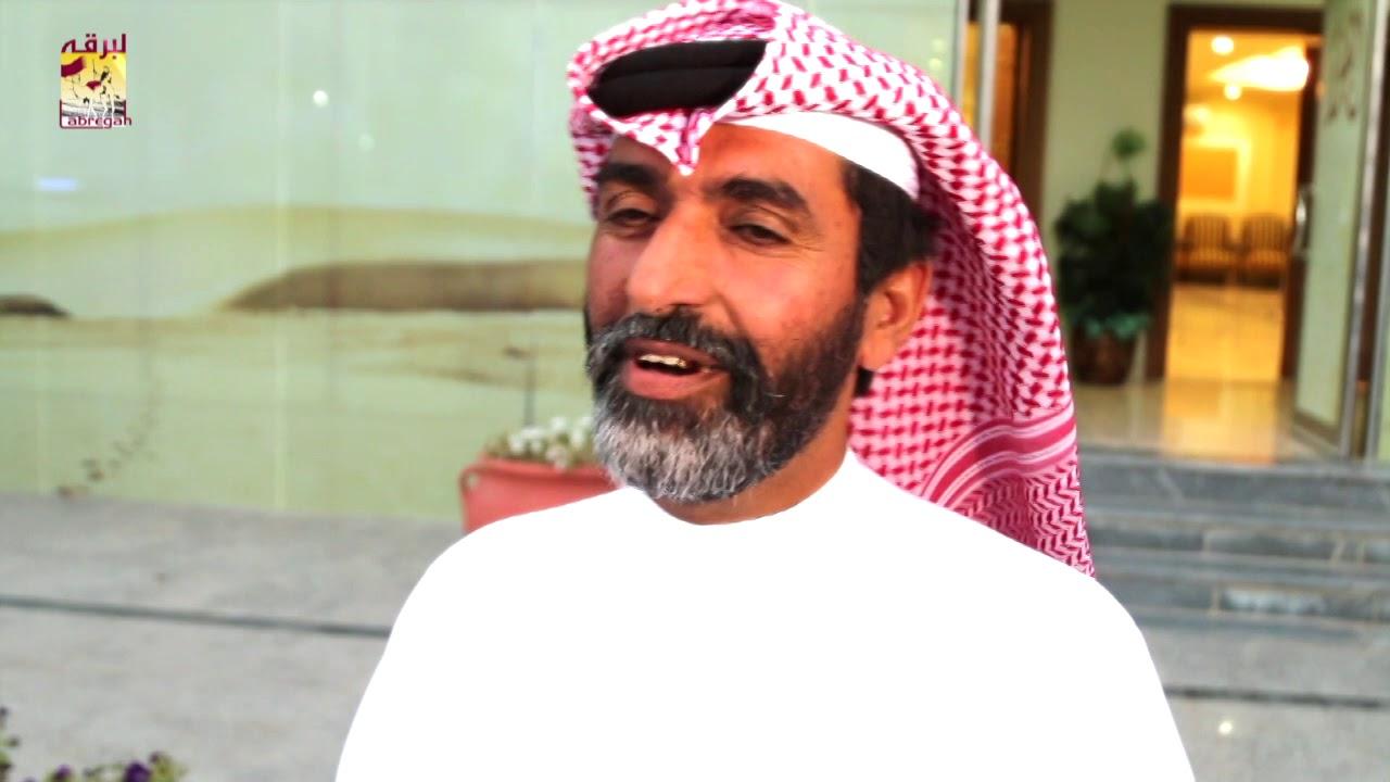 لقاء مع سالم بن جابر بن جبران الفائز بكأس الحقايق بكار بمهرجان بطولة كأس آسيا ٢٢-٤-٢٠١٩