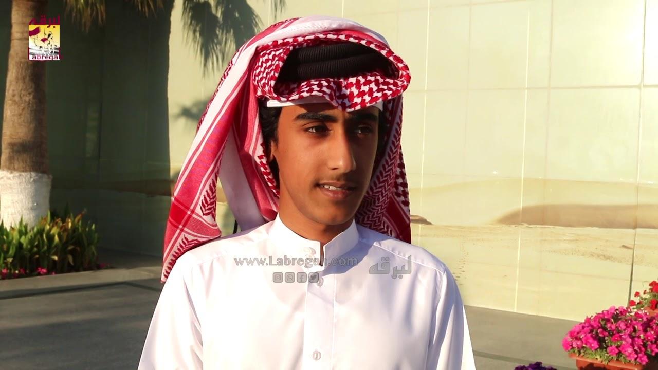 لقاء مع راشد بن سعيد بن حبيبة..الفائز بسيارة الشوط الأول للسباق التراثي مساء ٧-١٢-٢٠١٩