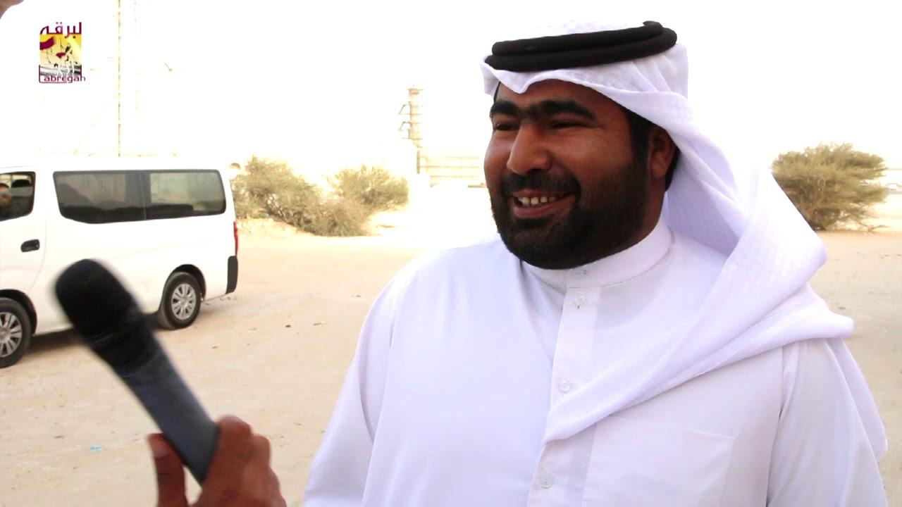 لقاء مع نواف بن مطر الفضلي الشوط الرئيسي للثنايا قعدان المفتوح صباح ١٨-١-٢٠١٩