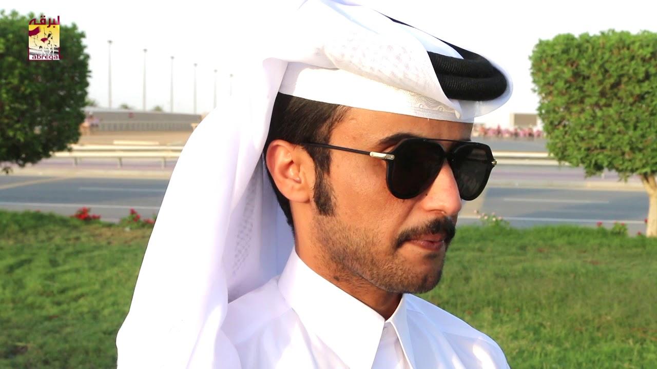 لقاء مع سعود بن علي بن سلعان الشوط الرئيسي للثنايا قعدان المفتوح صباح ٢-١١-٢٠١٨