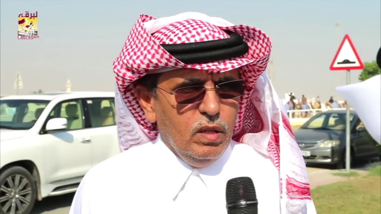 لقاء مع عبدالله سعيد العيدة الفائز بالشوط الرئيسي للجذاع بكار المفتوح المحلي الرابع ٢٨-١٠-٢٠١٧