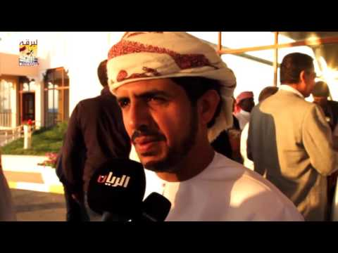 لقاء مع المضمر حمد محمد سالم الوهيبي الفائز بالشلفة الفضية للثنايا بكار مفتوح بمهرجان المؤسس ٣٠-١٢-٢٠١٥