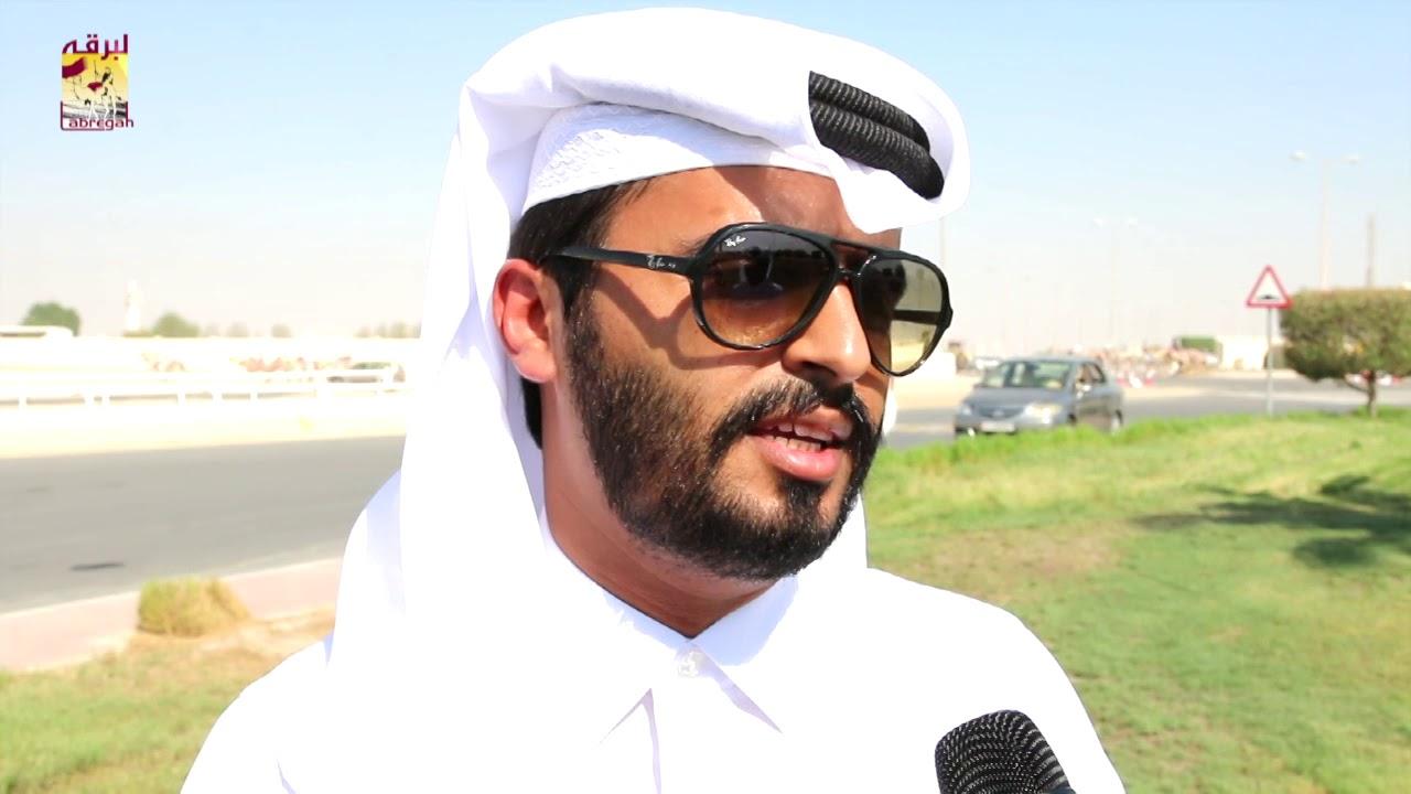 لقاء مع علي بن فهد بن سفران الشوط الرئيسي للقايا قعدان مفتوح صباح ٩-٩-٢٠١٩