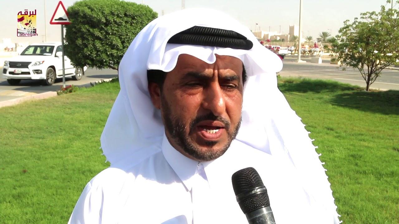 لقاء مع جابر عبدالهادي حسين البريدي سباق الحقايق الأشواط العامة المحلي الأول ٩-٩-٢٠١٨